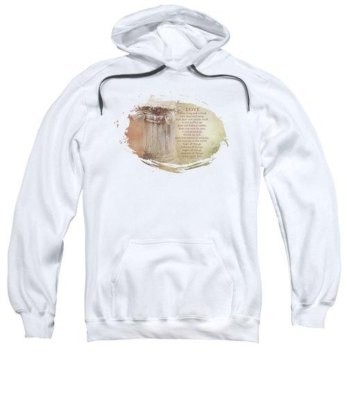 Love Believes  Sweatshirt