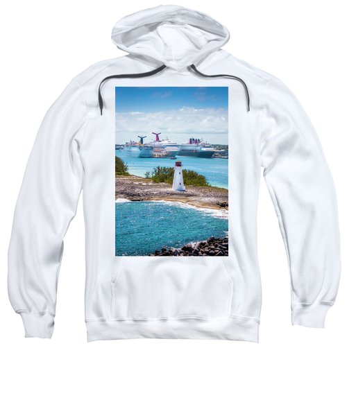 Love Boat Lane Sweatshirt
