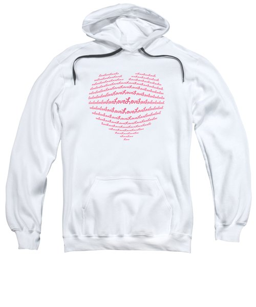 Love Boom Sweatshirt