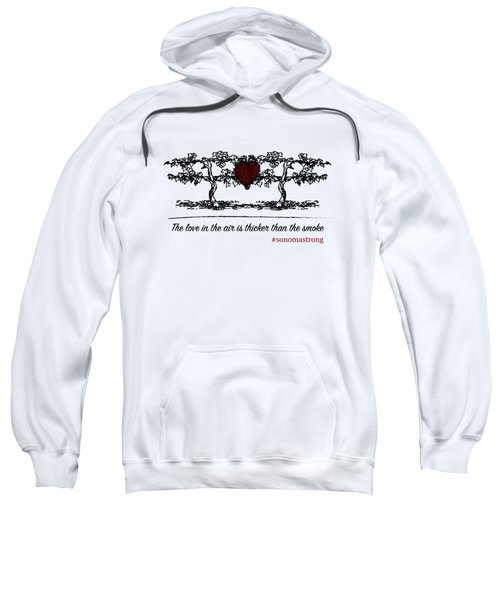 Love In The Air Sweatshirt