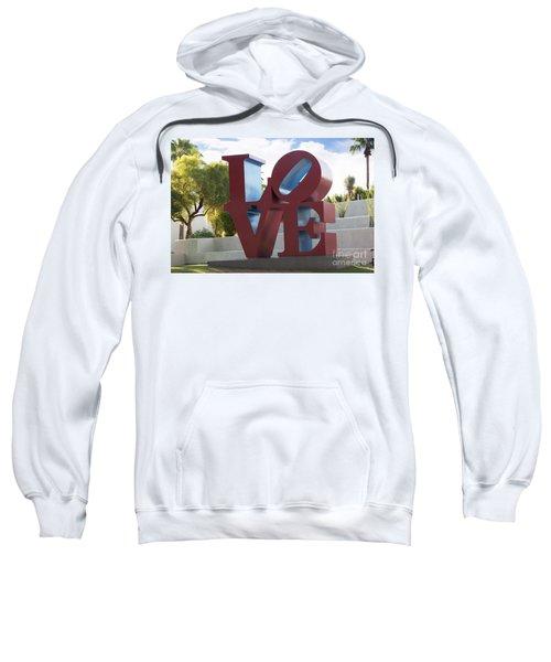 Love In The Park Sweatshirt