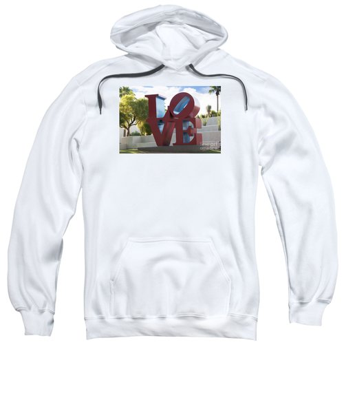 Love In The Park Sweatshirt