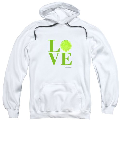 Love Lime Sweatshirt
