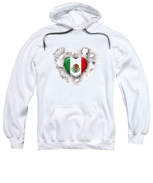 Love Mexico.1 Sweatshirt