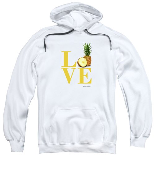 Love Pineapple Sweatshirt