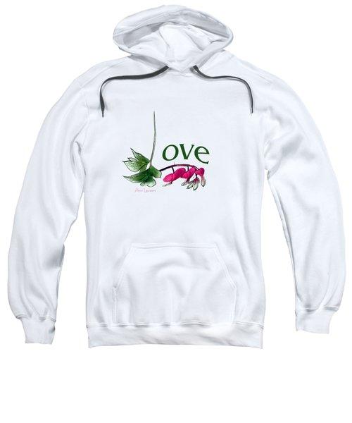 Love Shirt Sweatshirt