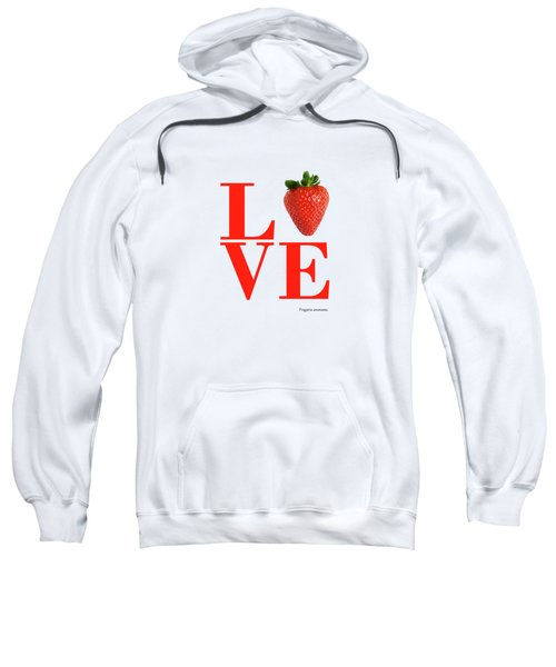 Love Strawberry Sweatshirt