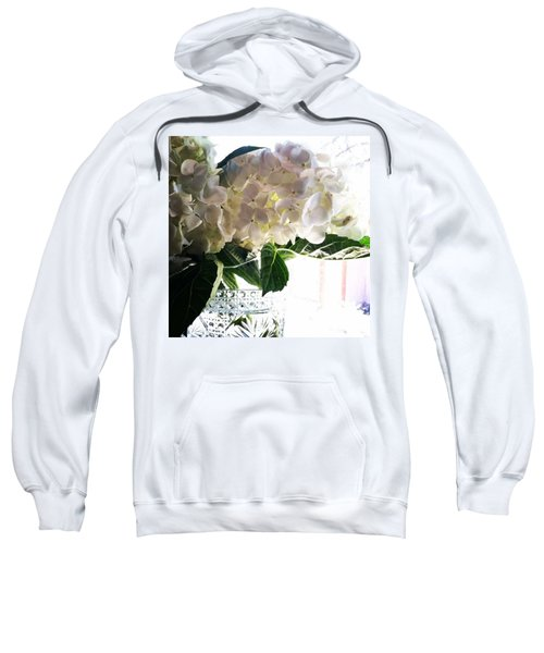 Love These Flowers! #happylaborday Sweatshirt