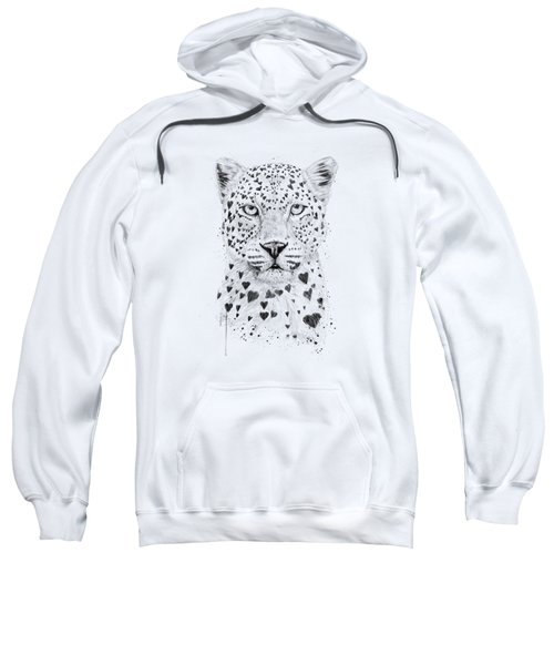 Lovely Leopard Sweatshirt