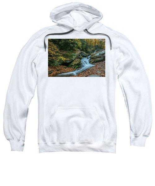 Lower Upper Creek Falls Sweatshirt