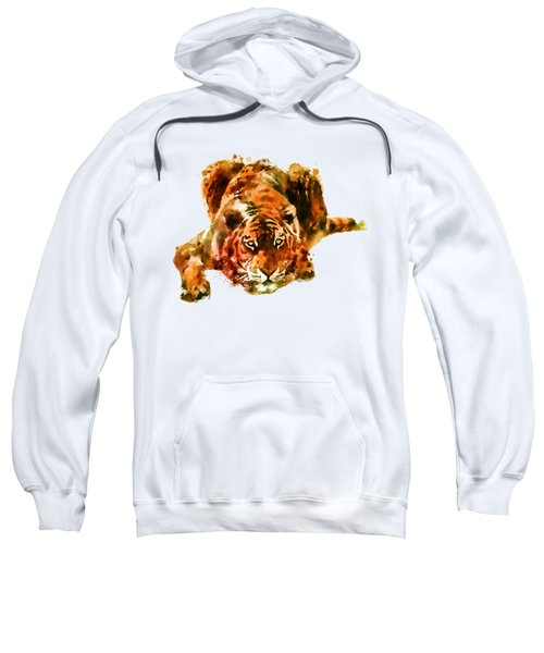 Lurking Tiger Sweatshirt