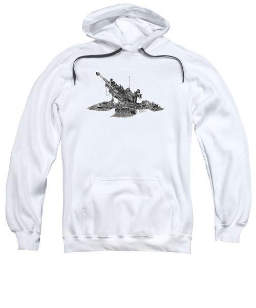M777a1 Howitzer Sweatshirt