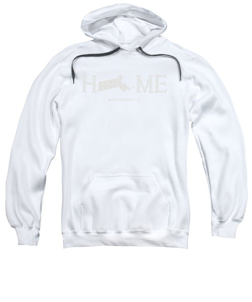 Ma Home Sweatshirt by Nancy Ingersoll