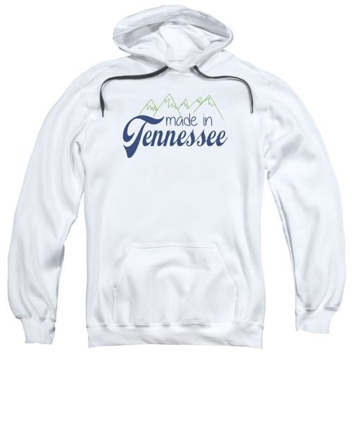 Made In Tennessee Blue Sweatshirt