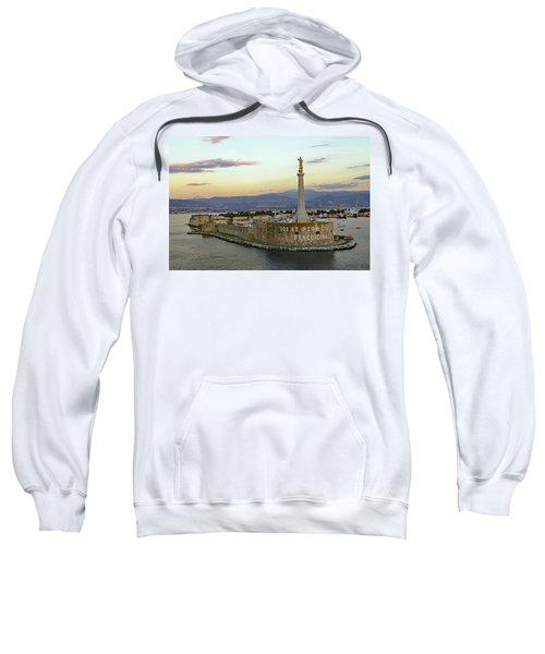 Madonna Della Lettera Sweatshirt