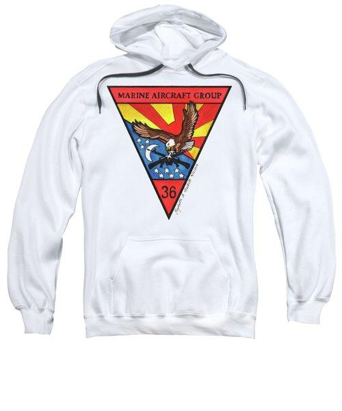 Mag-36 Patch Sweatshirt