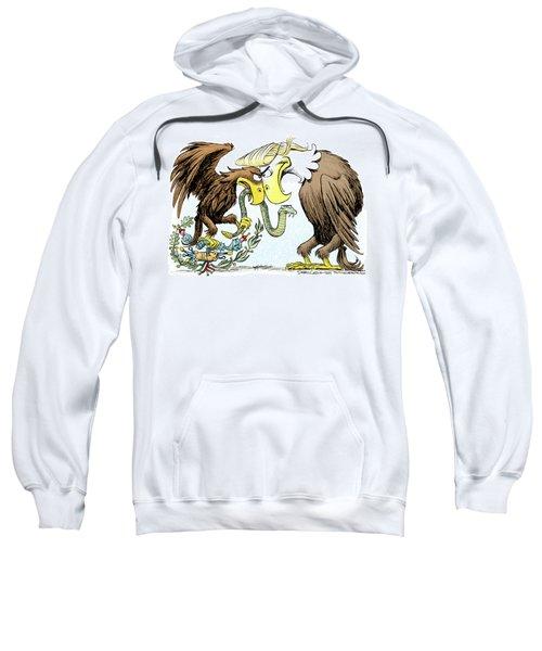 Maga Vs Mexico Sweatshirt