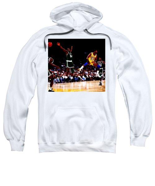 Magic Johnson No Look Pass 7a Sweatshirt
