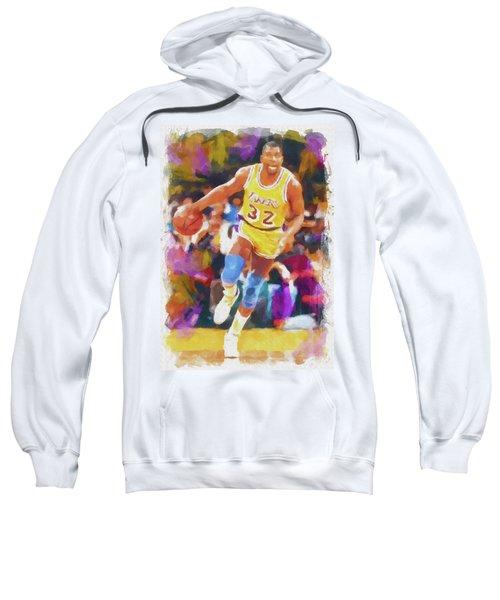 Magic Johnson Sweatshirt