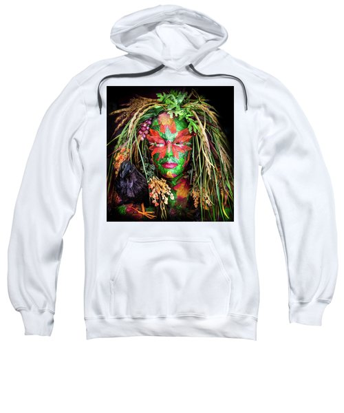 Maiden Of Earth Sweatshirt