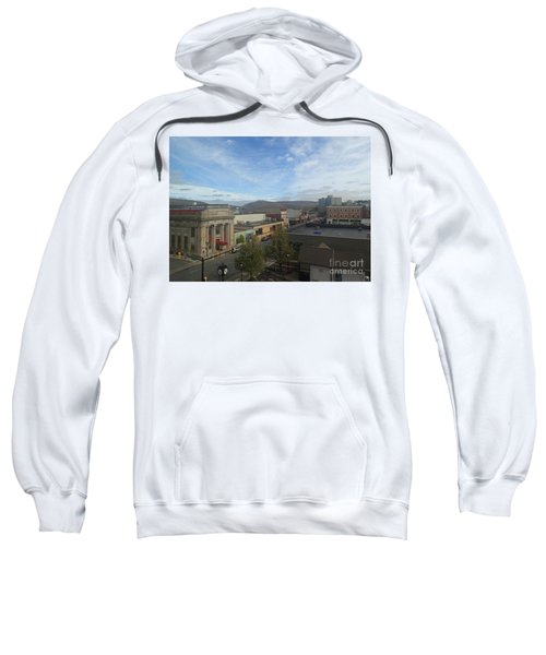 Main St To The Mountains   Sweatshirt