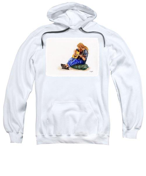 Main Street Minstrel 2 Sweatshirt