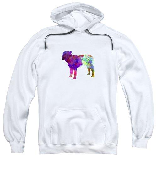 Majorca Mastiff In Watercolor Sweatshirt