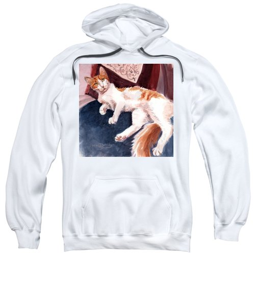 make yourself at home - Mr Fox Sweatshirt