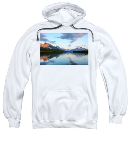 Maligne Lake Sweatshirt