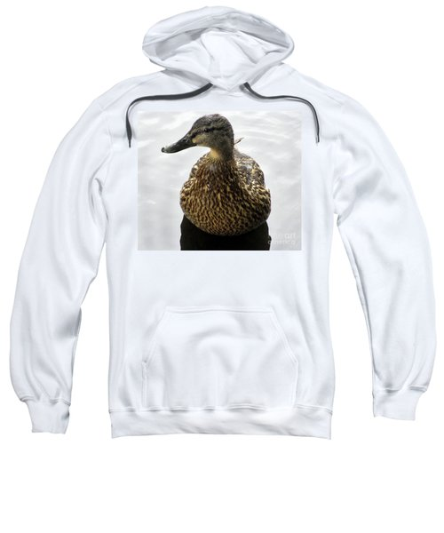 Mallard Profile Sweatshirt