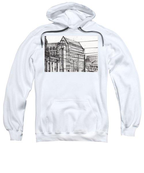 Manchester Town Hall Sweatshirt