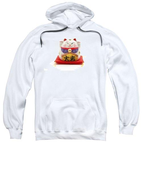 Maneki Neko Sweatshirt