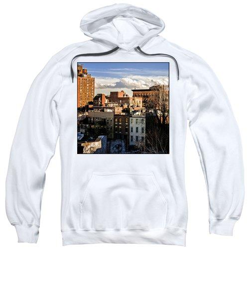Manhattan From The Whitney Sweatshirt