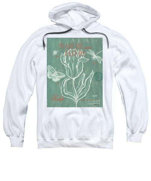 Marche Aux Fleurs Sweatshirt