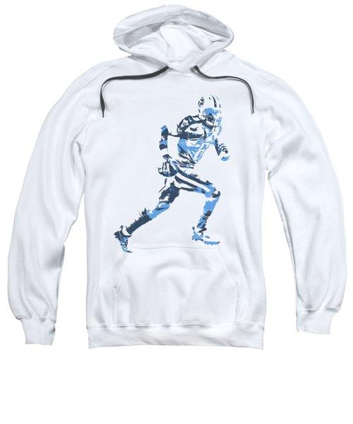Marcus Mariota Tennessee Titans Pixel Art T Shirt 2 Sweatshirt