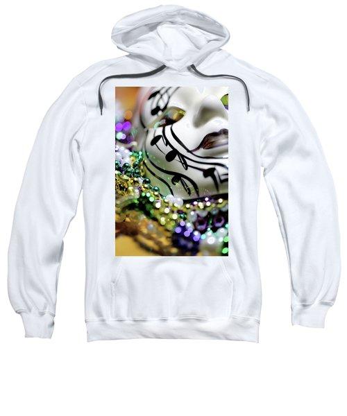 Mardi Gras I Sweatshirt
