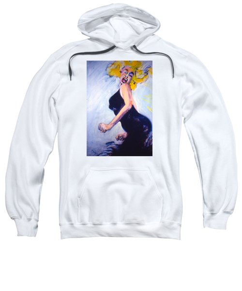 Marilyn Dancing Sweatshirt