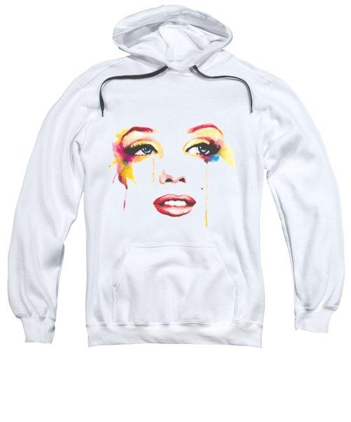 Marilyn T-shirt Sweatshirt by Herb Strobino