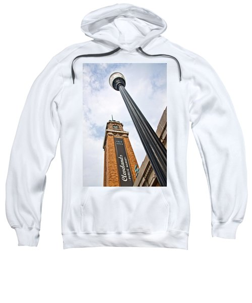 Market Clock Tower Sweatshirt