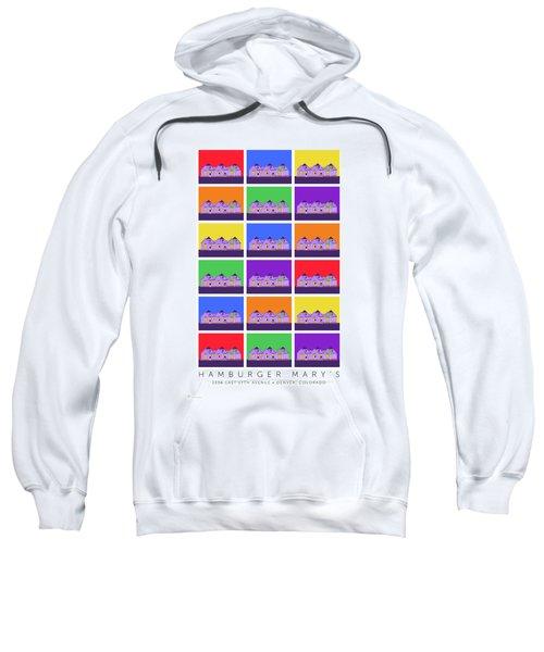 Mary Montage Sweatshirt