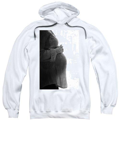 Maternity Silhouette Sweatshirt