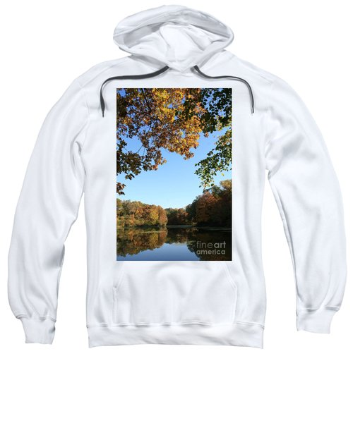 Matthiessen Lake In Autumn Sweatshirt