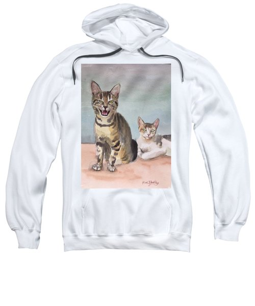 Maxi And Girlfriend Sweatshirt