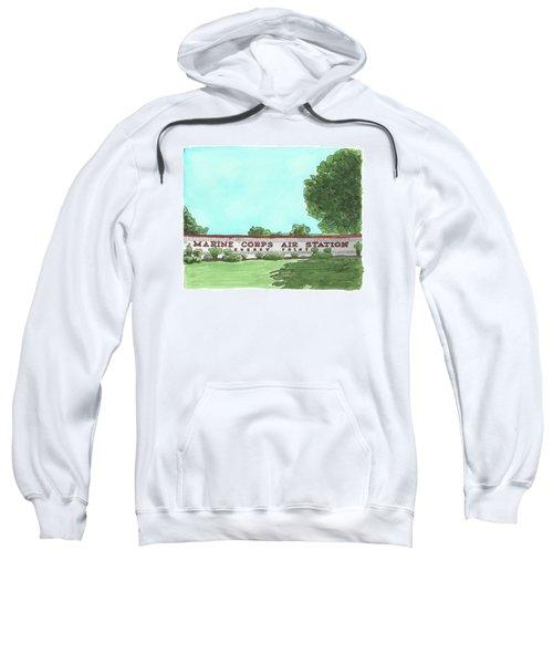 Mcas Cherry Point Welcome Sweatshirt