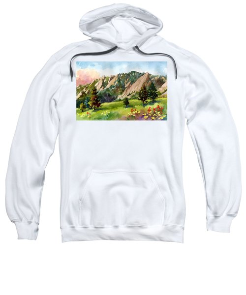 Meadow At Chautauqua Sweatshirt