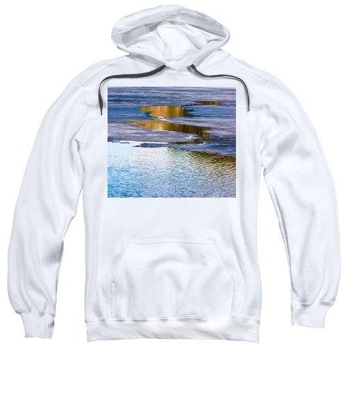 Meandering Towards Spring Sweatshirt
