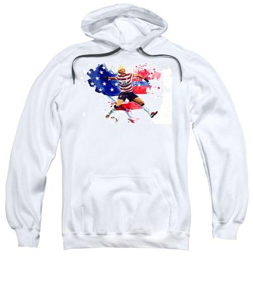 Megan Rapinoe Sweatshirt by Semih Yurdabak