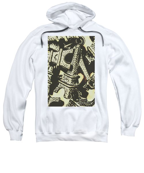 Mementos Of Paris France Sweatshirt