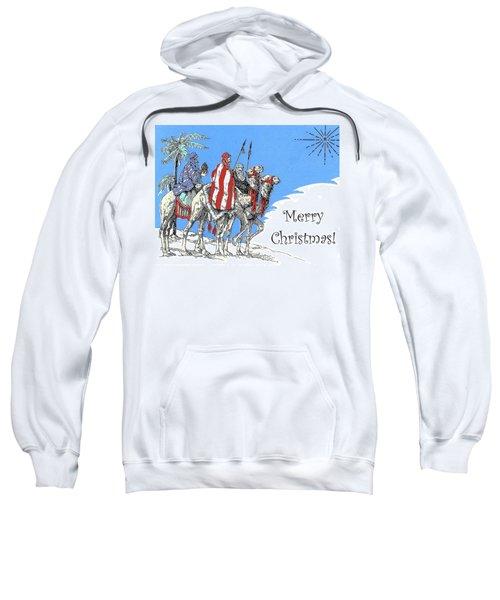 Merry Christmas From Bedouins Sweatshirt