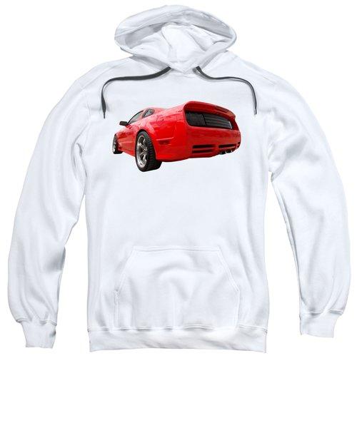 Merry Christmas Saleen Mustang Sweatshirt